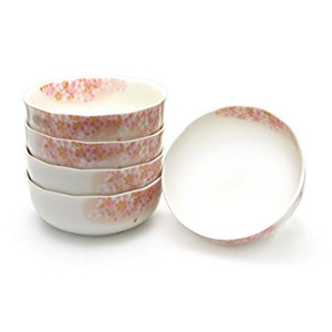 Cherry Blossom Bowl Set 5pcs