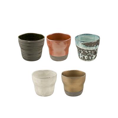 Unique Assorted Teacup Set