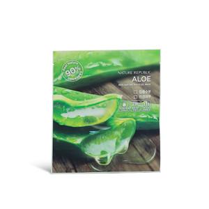 Aloe Aqua Gel Mask