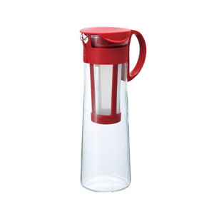 Hario Mizudashi Cold Brew Coffee Pot - Red 1000ml (34oz)