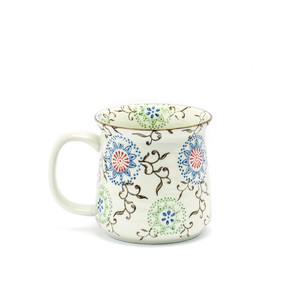 Heritage Floral Mug