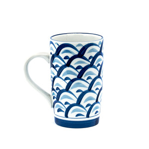 Asian Wave Tall Mug