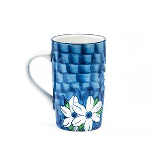 Garden Flower Tall Mug