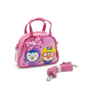 Pororo & Petty Pink Cross-Bag