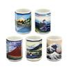 Famous Work of Hokusai Teacup Set