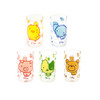 Cute Animal Glass Cups or Tumbler Set - 6.8oz
