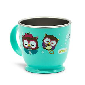 Edison Owl Non-Slip Mug - Blue 8oz