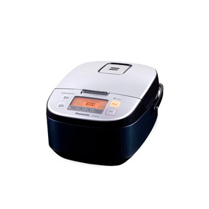 Panasonic Microcomputer Controlled Rice Cooker (5 cup) - Black