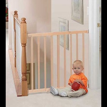 Top of Stair Plus Baby Gate