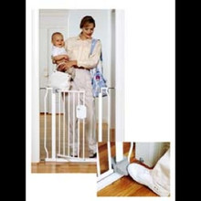 The First Years Hands-Free Baby Gate