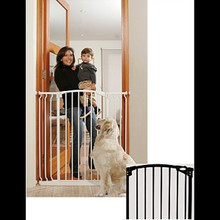 Extra Tall Walk-Thru Baby Safety Gate - Large