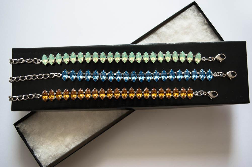Navette Bracelets