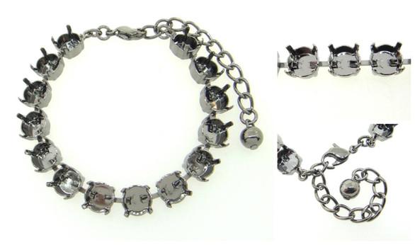 8.5mm (39ss) 14 Box Empty Bracelets