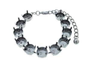 Premium European Empty 11 Box Bracelets 11mm 48ss 3 Pieces