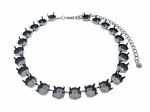 Premium European Empty 23 Box Necklaces 11mm 48ss 3 Pieces
