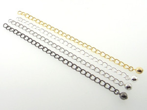 Jewelry Extension Chains | 12 Pieces