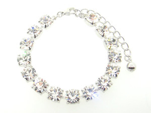 Austrian Crystal Bracelets 15 Boxes Crystal 8.5mm 39ss 3 Pieces