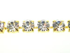 8.5mm Rhinestone Crystal Chain