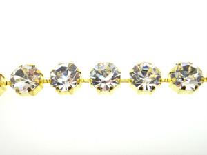 11mm (48ss) Rhinestone Crystal Chain