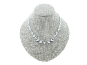8.5mm (39ss) Five Box Empty Necklace With Channel Chain
