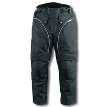 waterproof black  insulated (Unisex) motorcycle biker  snowmobile pants 4XL only Closeout