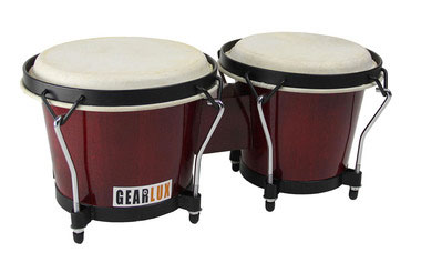 Gearlux Bongo Set