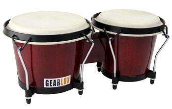 Gearlux bongos