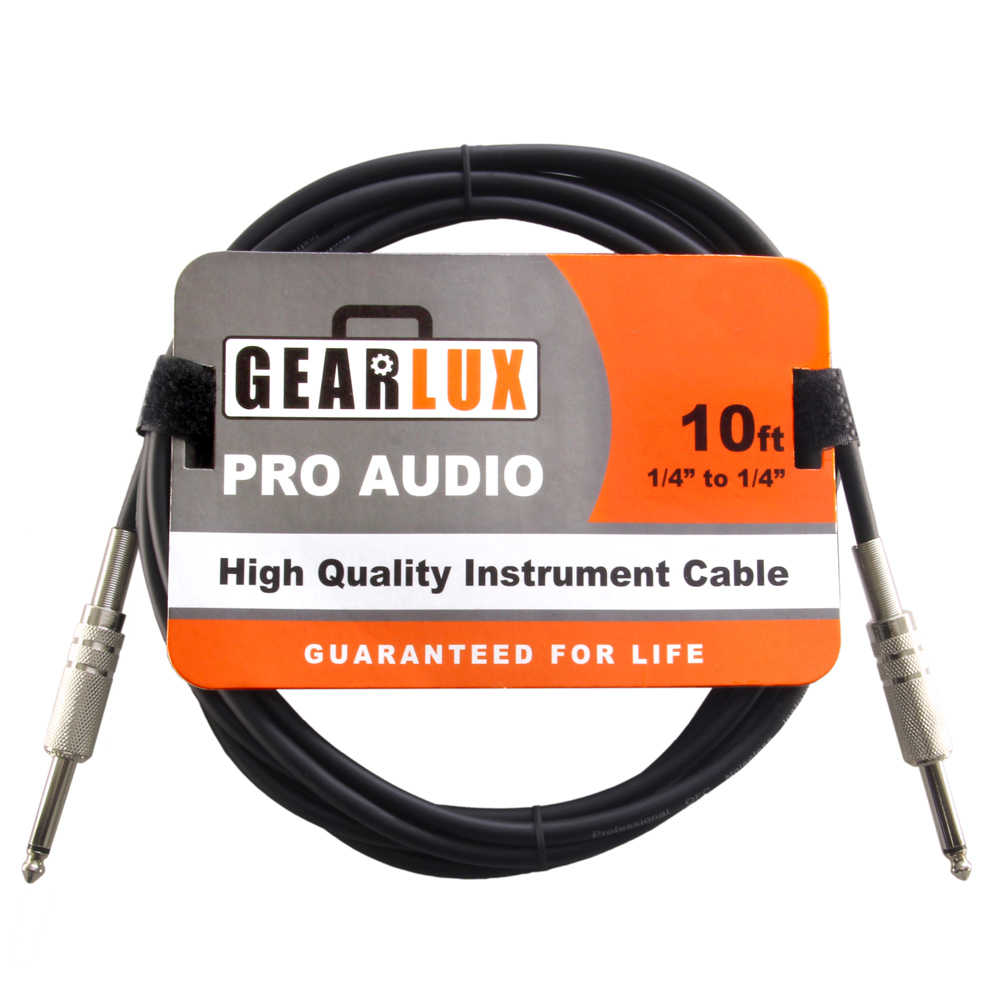 Instrument Cables - Gifts for Guitarists