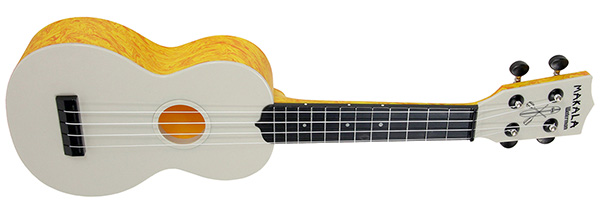 Waterman Swirl Ukulele - Orange