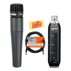 SM57 Microphones