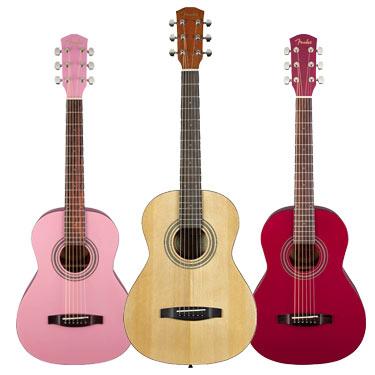 Fender MA-1 Acoustic Guitars