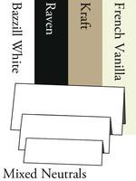 Tri-Fold Centre - Neutrals