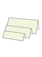 Tri-Fold Right - French Vanilla 10pk