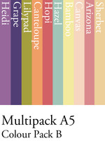 A5 Colour Pack B