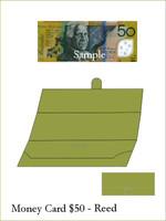Money Card - Reed 10pk ($50)