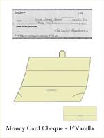 Money Card - French Vanilla 10pk