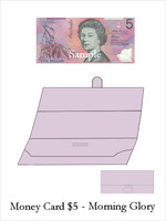 Money Card - Morning Glory 10pk ($5)
