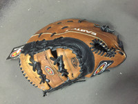 Easton Natural Series Brown/Black First Base Glove (Left-Hand Thrower Only)