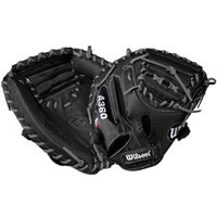 """Wilson A360 Youth Catcher's Glove 32.5"""" (Right Hand Throw Only)"""