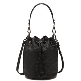 RAPHAEL BUBBLE LAMBSKIN BUCKET BAG (SOLD OUT)
