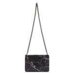EMILE LEATHER CLUTCH BAG WITH CHAIN STRAP (SOLD OUT)