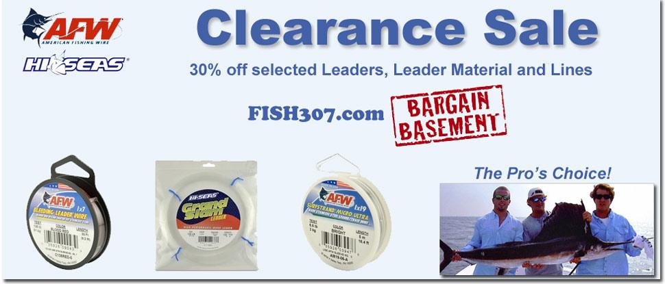 AFW - Hi Seas Leader Sale