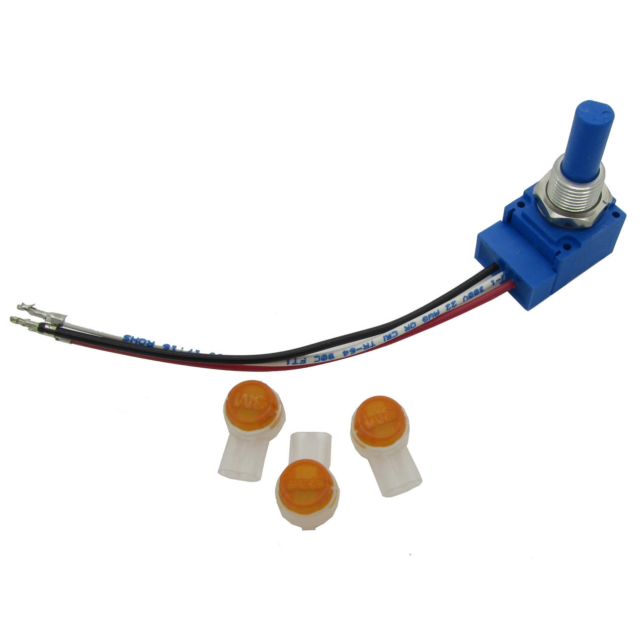 Minn Kota Trolling Motor Part Potentiometer 3m Connector