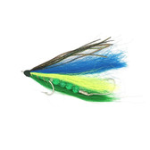 Anglers Custom Products Chinook Series Tandem Fly - B&G Special