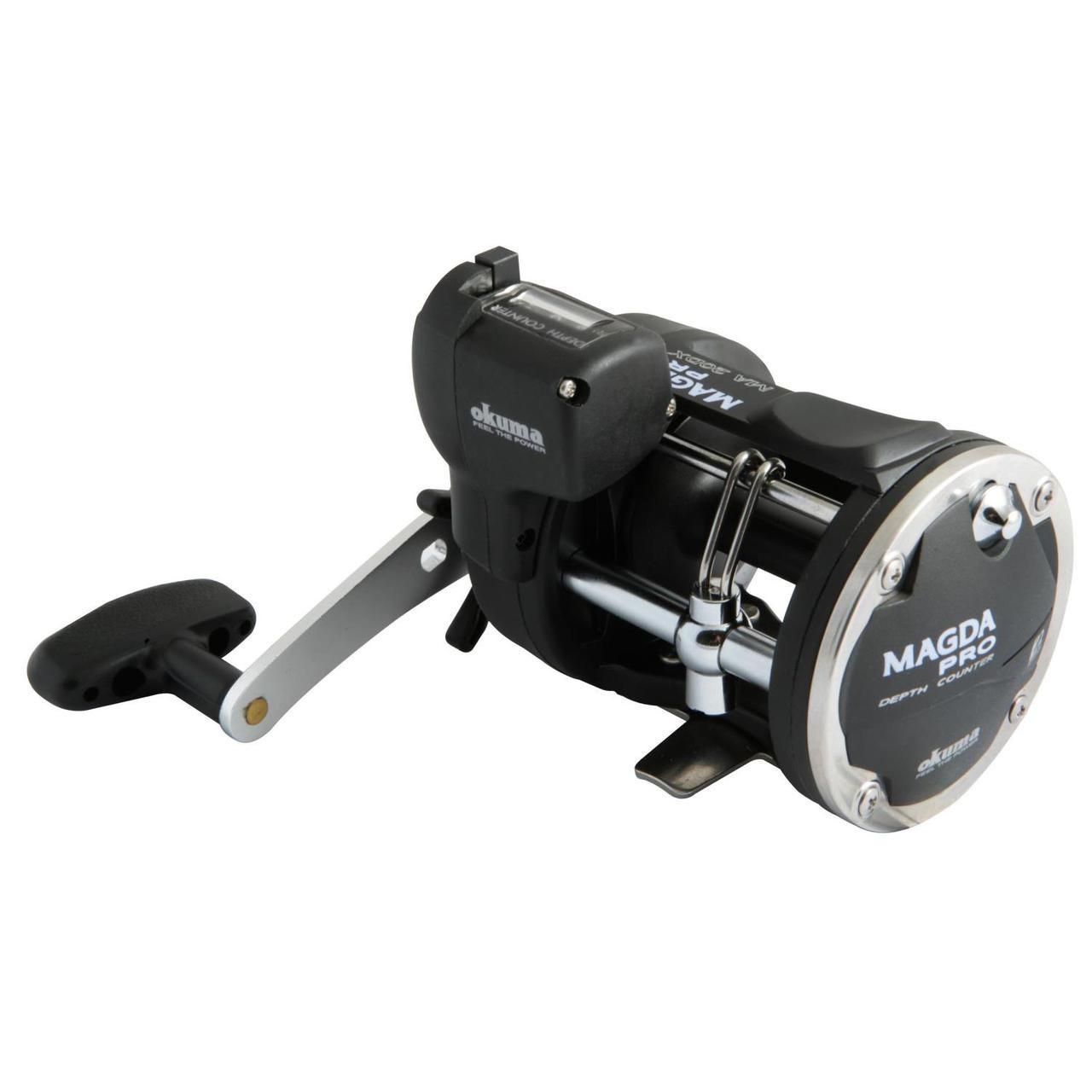 Okuma magda pro dx line counter reels for Line counter fishing reels