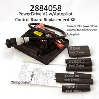 Minn Kota PowerDrive V2 24 Volt Control Board (AutoPilot)