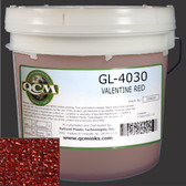 QCM VALENTINE RED - FIRE AND ICE GLITTER