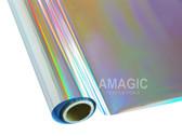 AMagic Textile Foil - S0ZP02 Holographic Rainbow