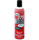 Camie 375 Screen Printer's FLASH CURE Mist Spray Adhesive- Per Can