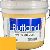 RUTLAND NPT HO BRT GOLD